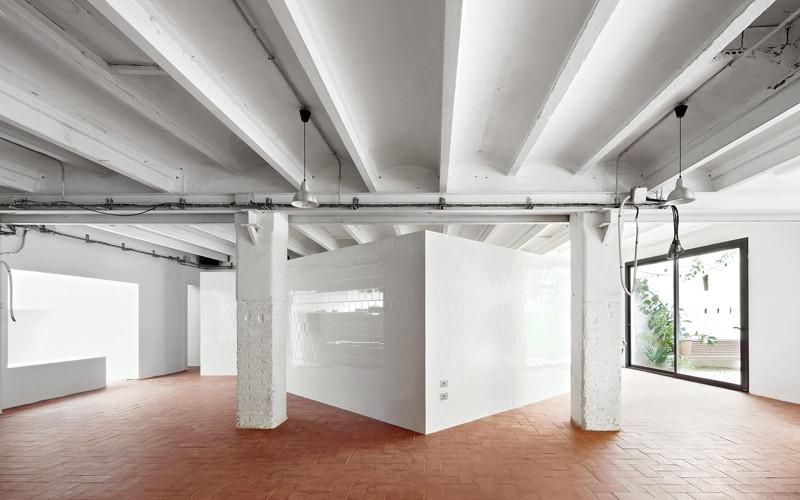 Apartment in 'el Putxet' / ARQUITECTURA-G, © José Hevia