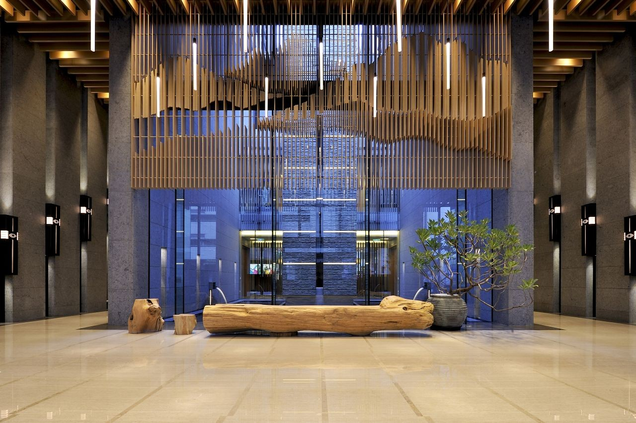 Gallery of a residential pavilion landscape of hai hau for Residential architecture design
