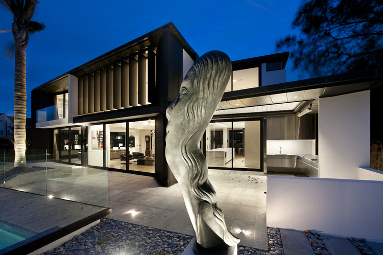 Lucerne / Daniel Marshall Architects, © Emily Andrews & Ernie Shackles