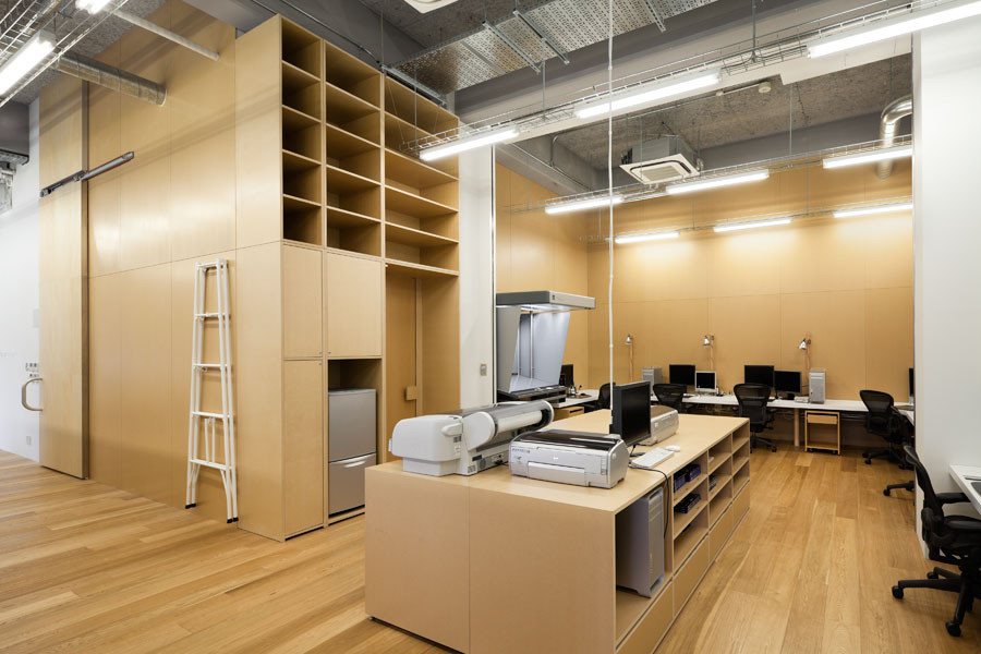 gallery of hue plus schemata architects 39 architecture office furniture