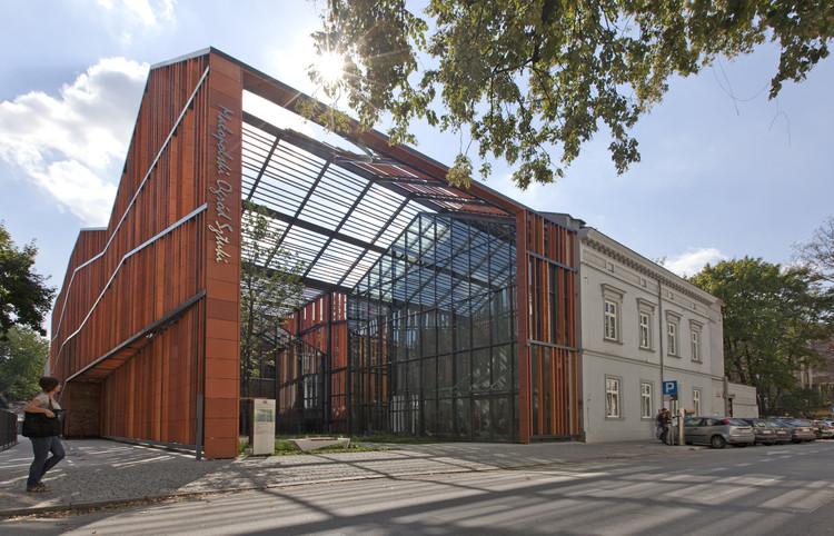 Małopolska Garden of Arts / Ingarden & Ewý Architects, © Krzysztof Ingarden