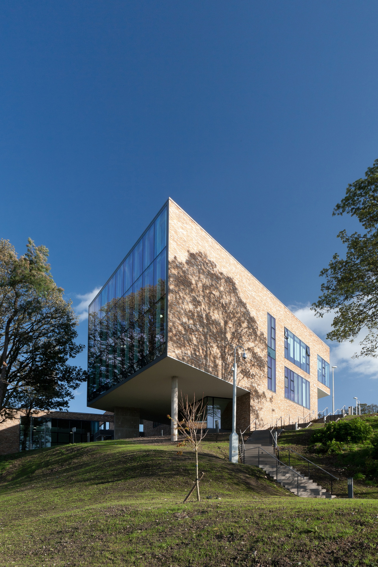 Forth Valley College / Reiach and Hall Architects, © Dave Morris