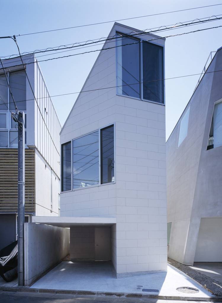 Matsubara House / Hiroyuki Ito + O.F.D., © Masao Nishikawa