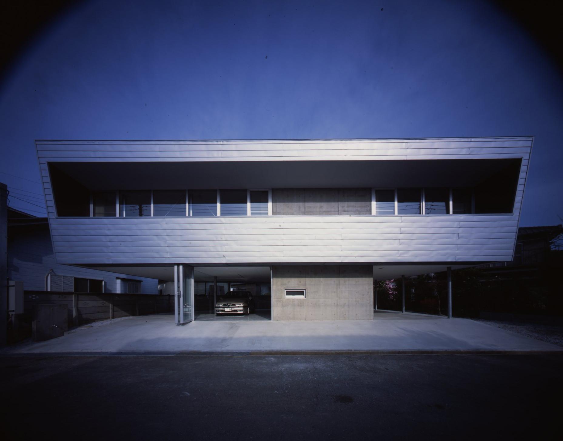 House in Sakado / LEVEL Architects