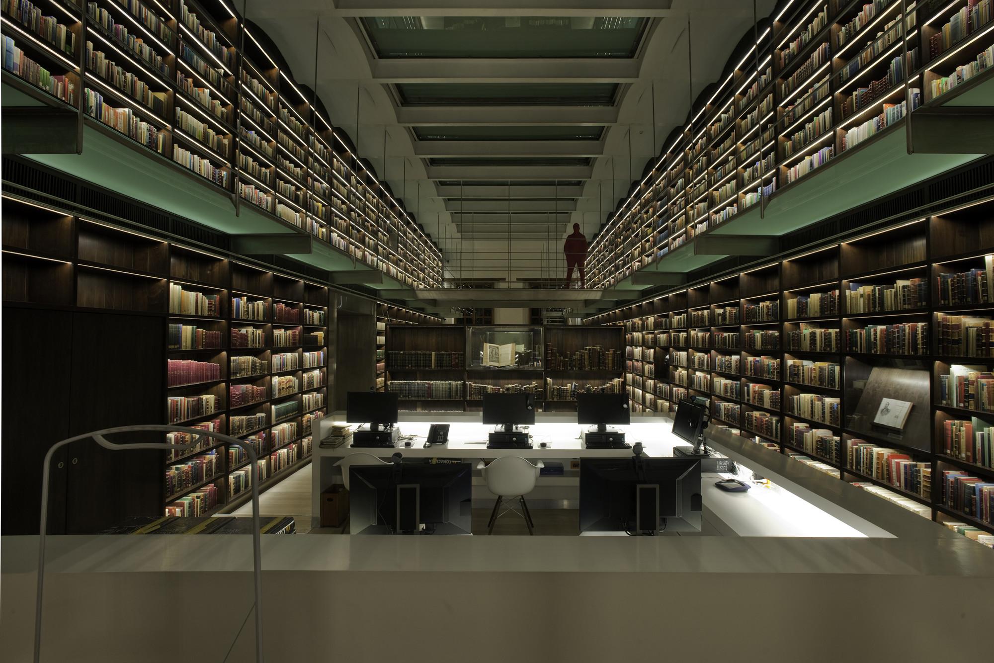 Biblioteca antonio castro leal bgp arquitectura for Biblioteca arquitectura