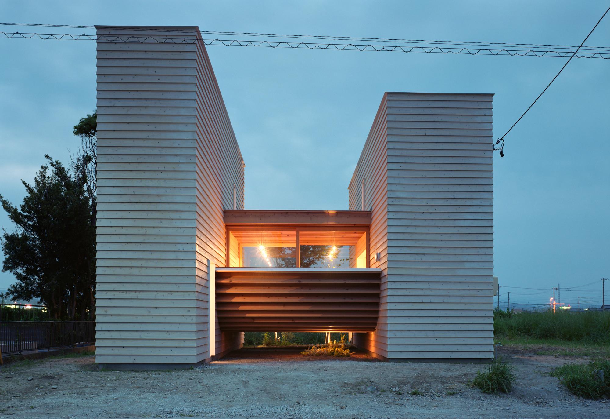 Mascara House / mA-style architects, © Kai Nakamura