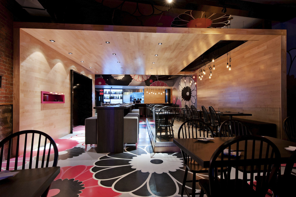 Gallery of bistro japonais kinoya jean de lessard