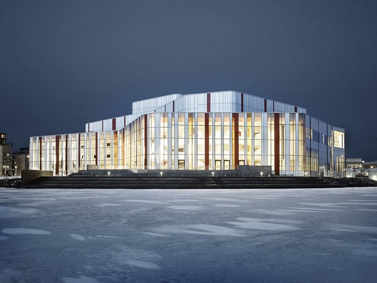 Cortesía de Wingårdh Arkitektkontor AB