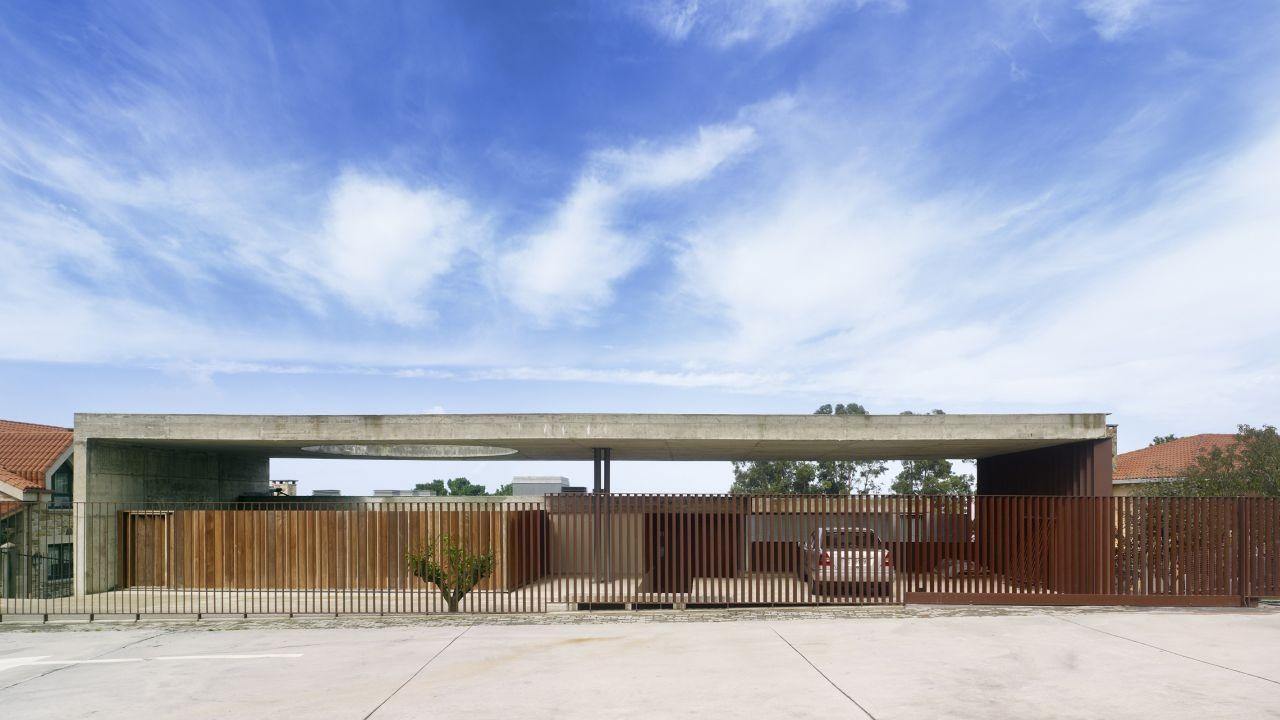 Casa A5 / CSA arquitectura, © Hector Santos-Diez