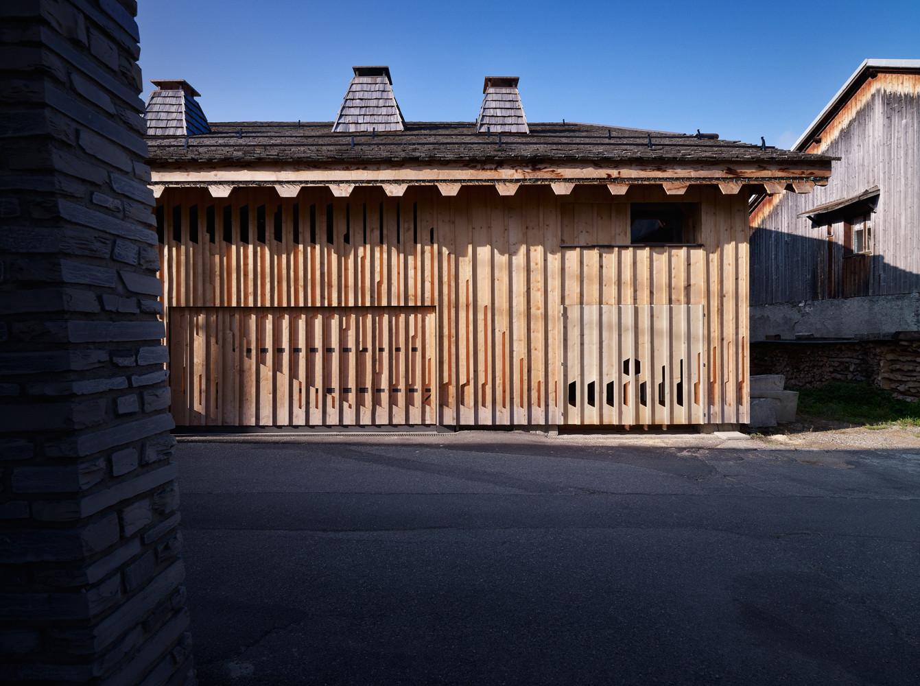 Villa Solaire,© Julien Lanoo