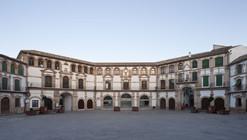 Ayuntamiento, Rehabilitación del Colegio Menor de la Plaza Ochavada / Ramón Fernández-Alonso y Asociados