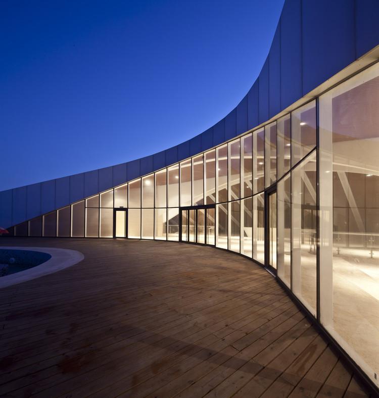LanQiao Clubhouse / HHD_FUN Architects, © HHD_FUN Architects