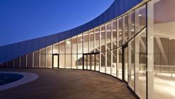 Casa de Clube LanQiao / HHD_FUN Architects