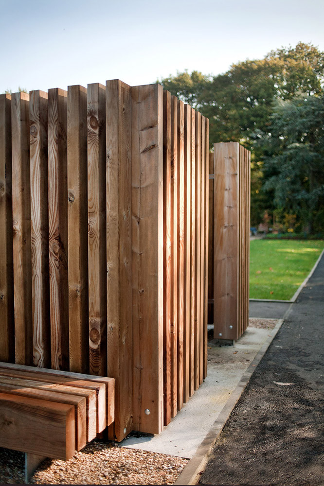 Velizy Cemetery / Philippe Harden + Olivier Rozé Architects