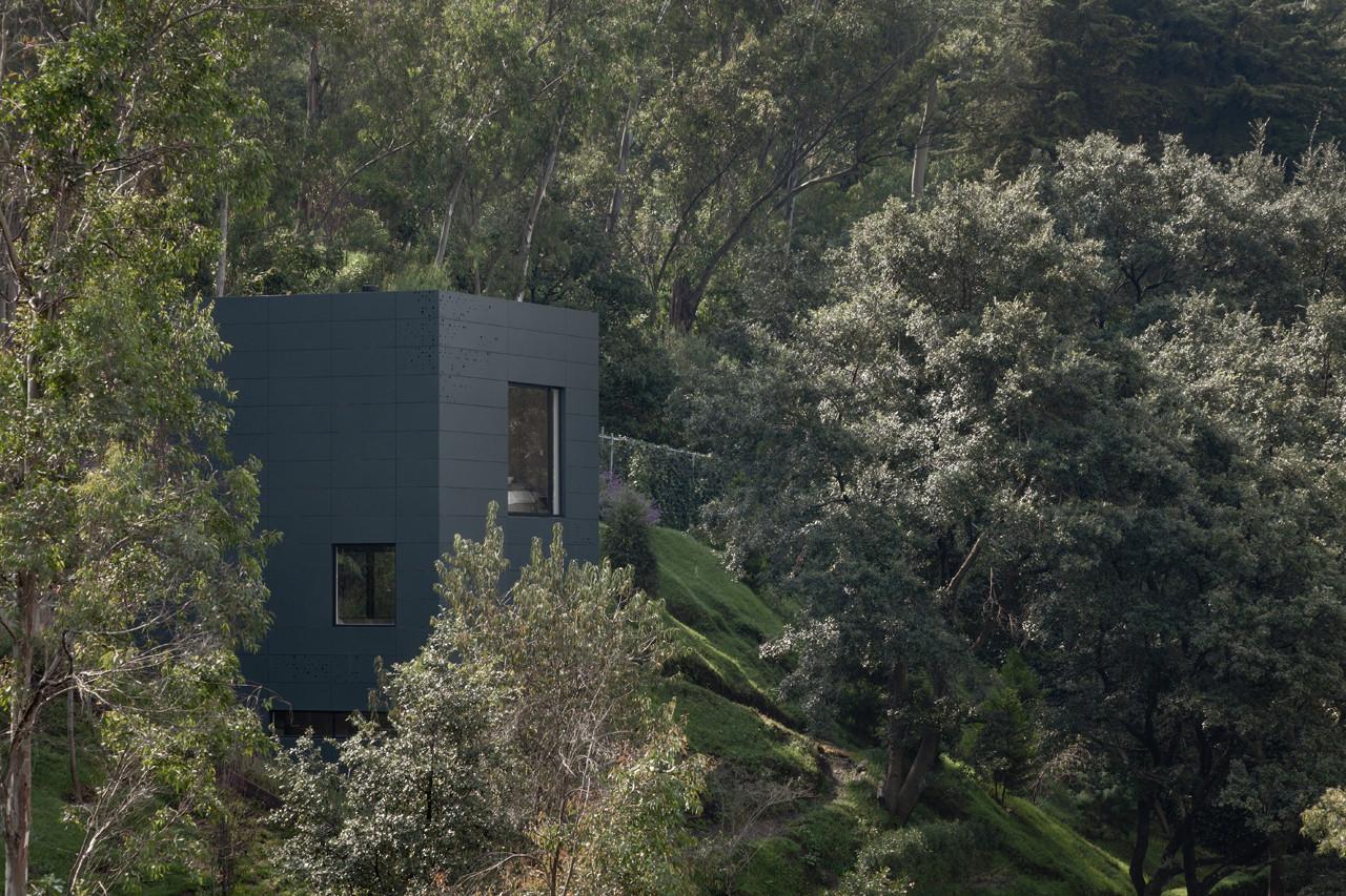 Casa Alta / AS/D Asociación de Diseño, © Rafael Gamo