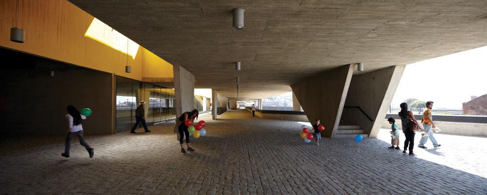 Valparaíso Cultural Park / HLPS