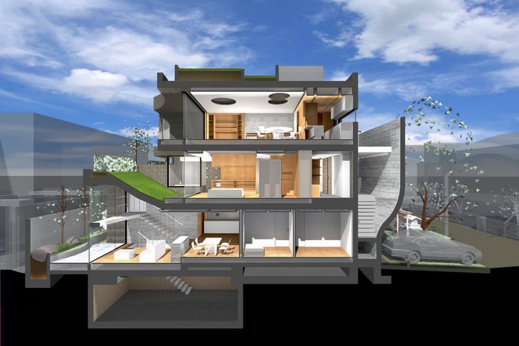 Courtesy of ARTechnic Architects