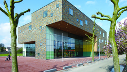Centro de Artes e Teatro Pier K / Ector Hoogstad Architecten