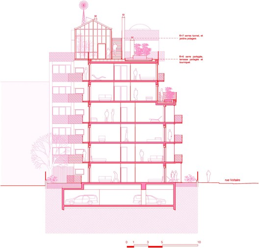 Courtesy of Bruno Rollet Architecte