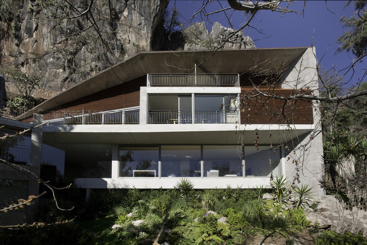 Casa L / Serrano Monjaraz Arquitectos, © Jaime Navarro