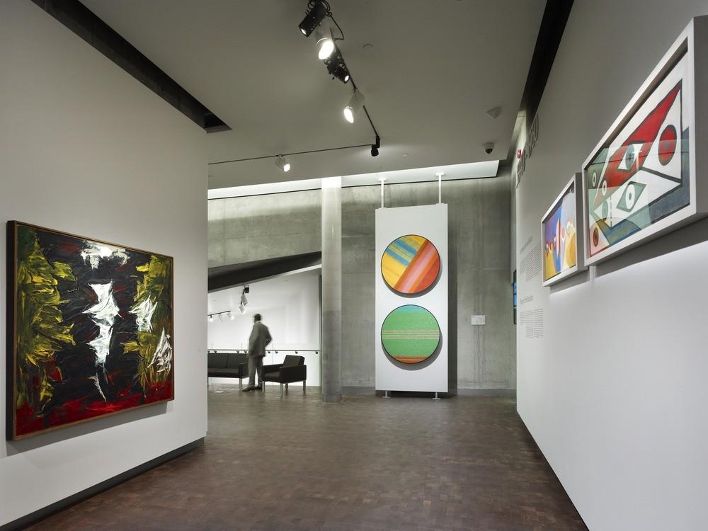 Canadian Museum in a Church / Provencher Roy + Associés Architectes