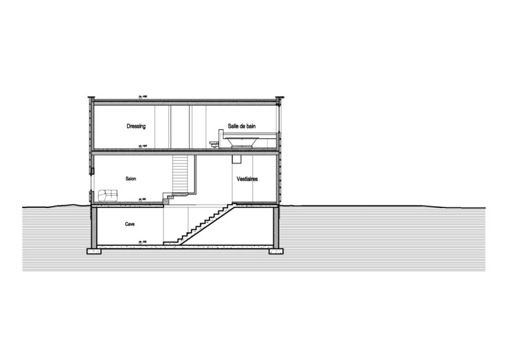 Courtesy of L'Escaut Architectures