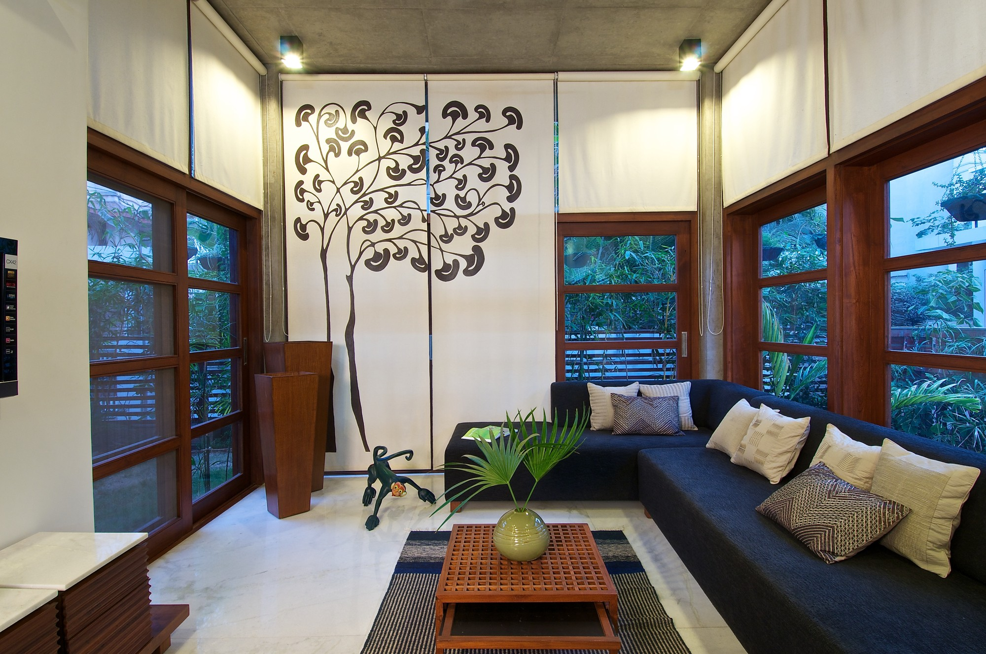 Gallery Of The Green House Hiren Patel Architects 4