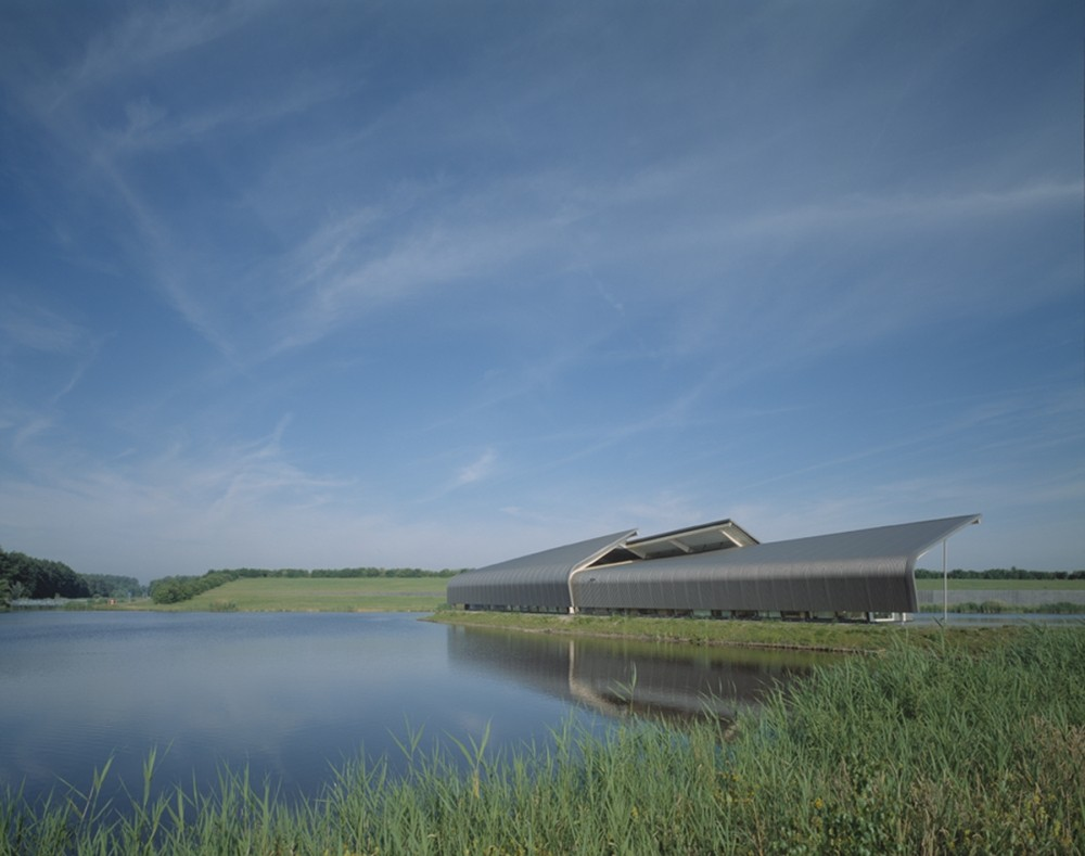De Verbeelding / René van Zuuk Architects , © Christian Richters