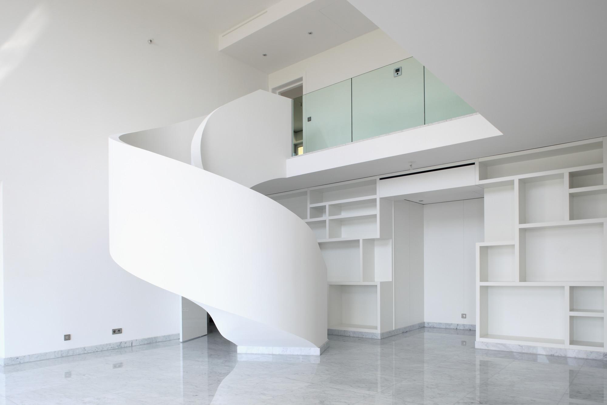 Gallery of the simona jean pierre lott architecte 6 for Architecte monaco