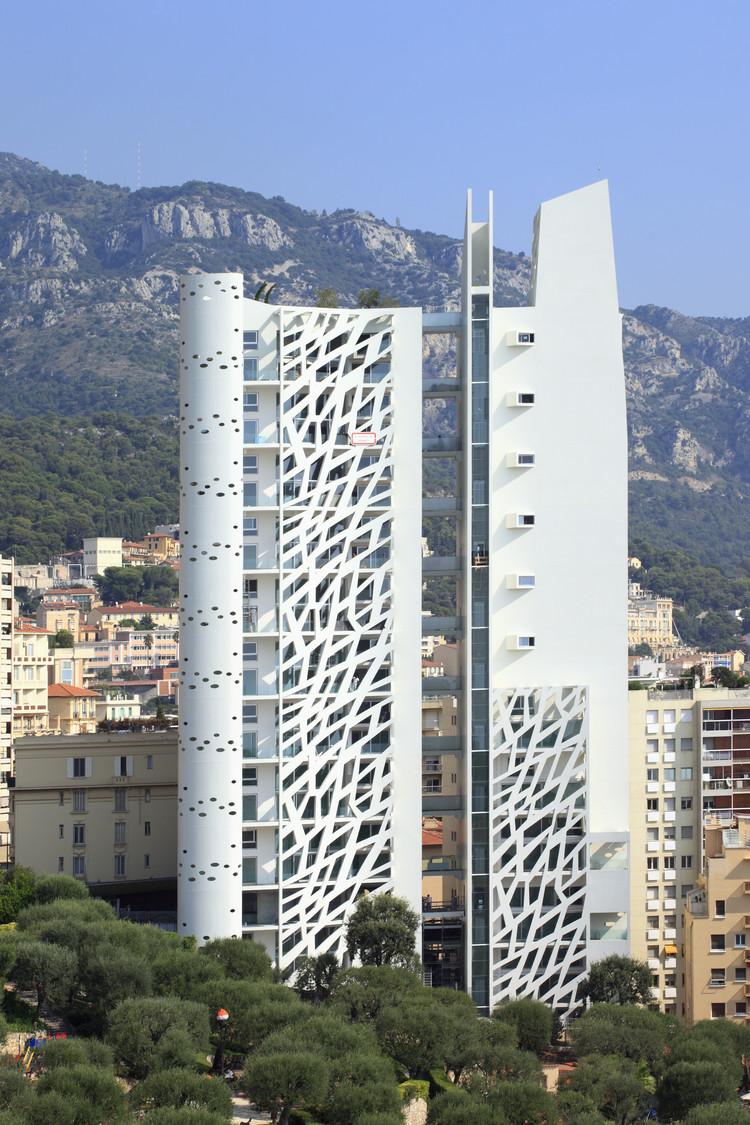 The Simona / Jean-Pierre Lott Architecte, © Serge Demailly
