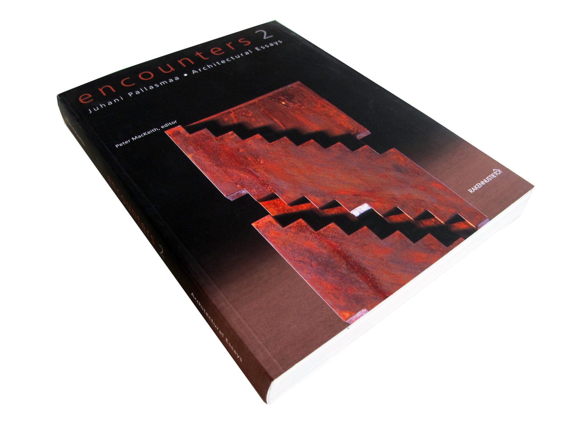 pallasmaa encounters architectural essays