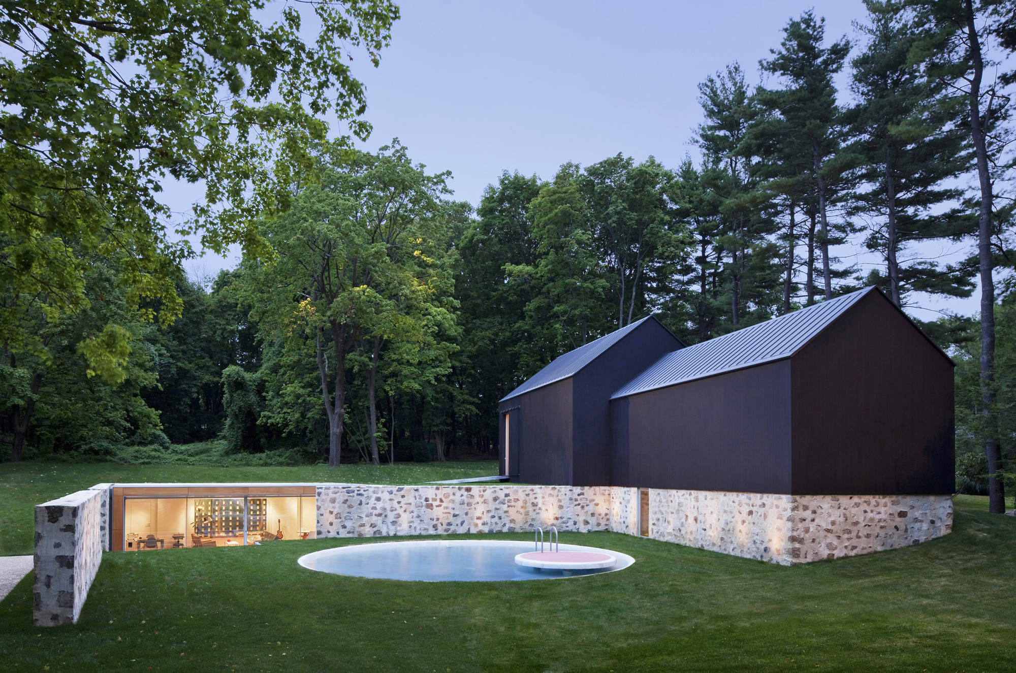 Country Estate / Roger Ferris + Partners, © Paùl Rivera © Archphoto