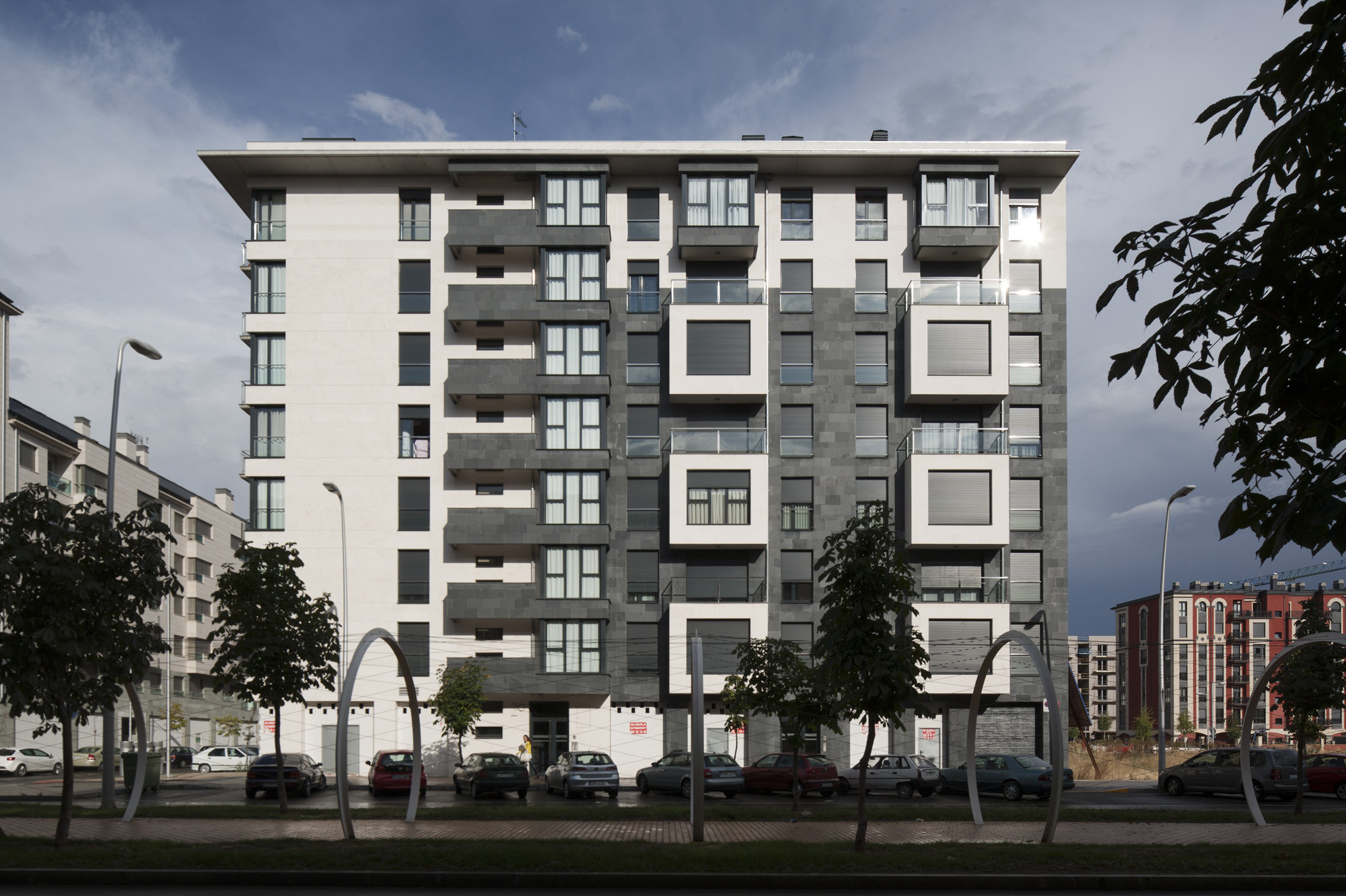 43 viviendas Sector La Lastra / Virginiaarq, © ImagenMas