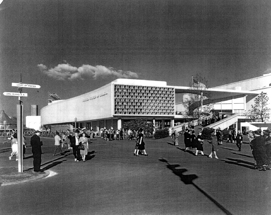 Brazil's Pavilion at the New York World Fair. Image © ArqTexto 16