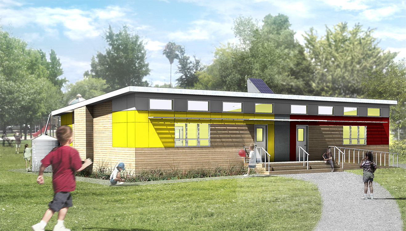 Modular Classroom Portland Oregon ~ Gallery of extraordinary public interest design projects
