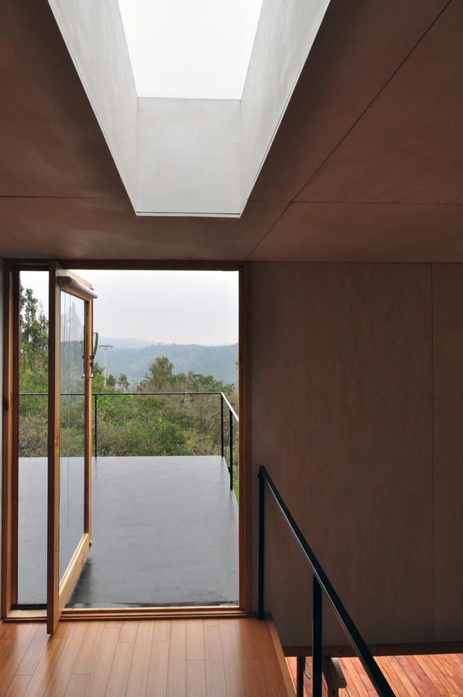 Pangal Cabin / emA Arquitectos