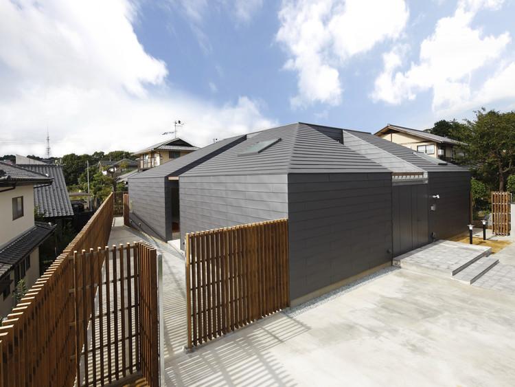 Casa Yagiyama / Kazuya Saito Architects, © Yasuhiro Takagi