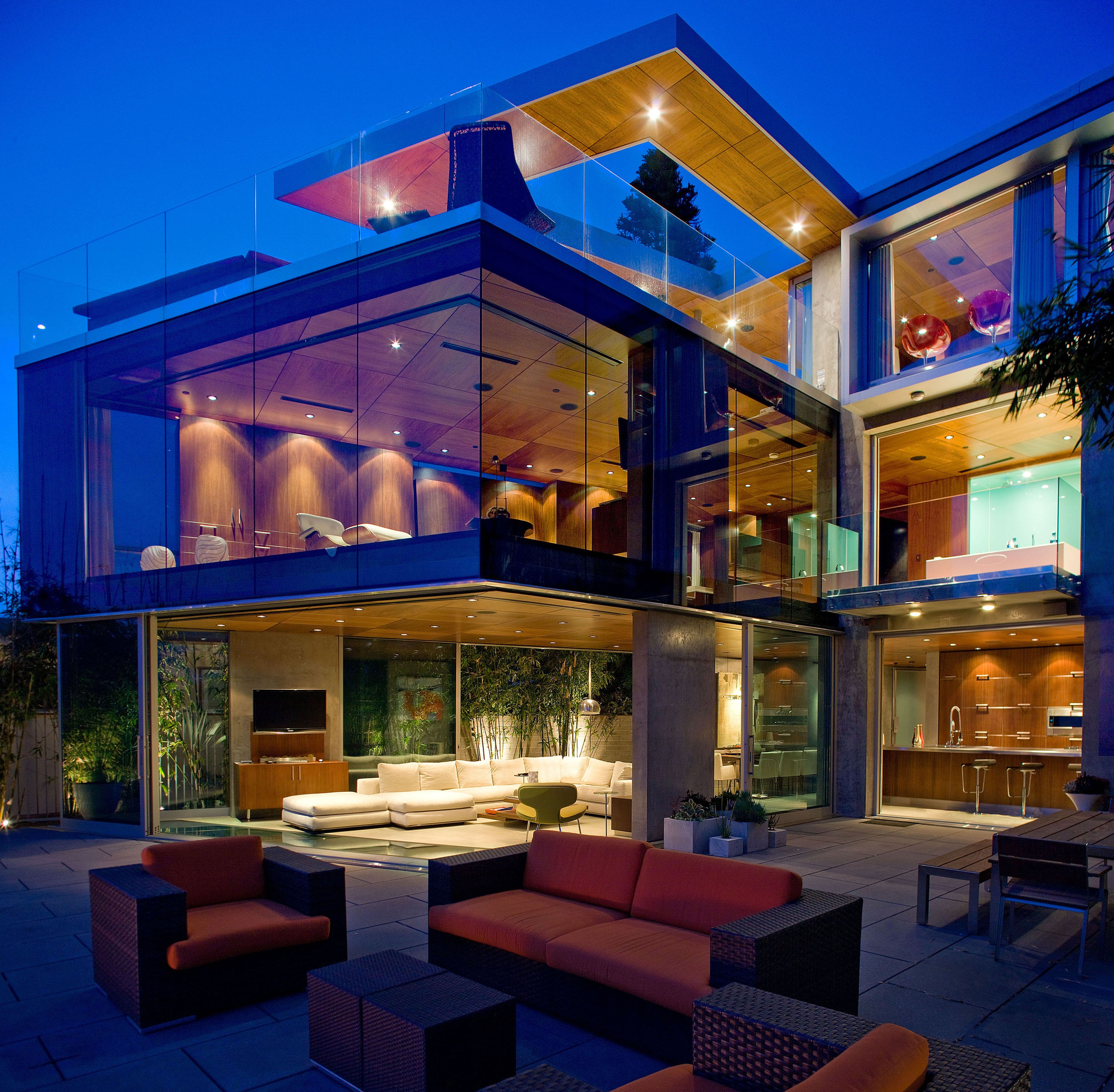 The Lemperle Residence / Jonathan Segal FAIA