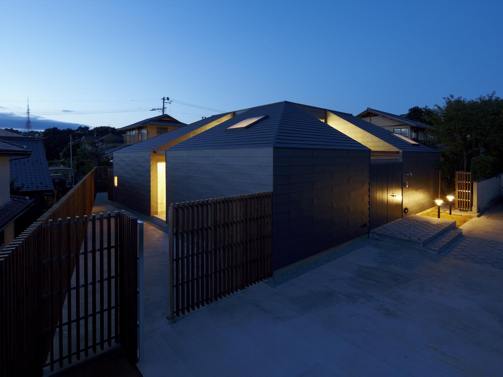 House Yagiyama / Kazuya Saito Architects