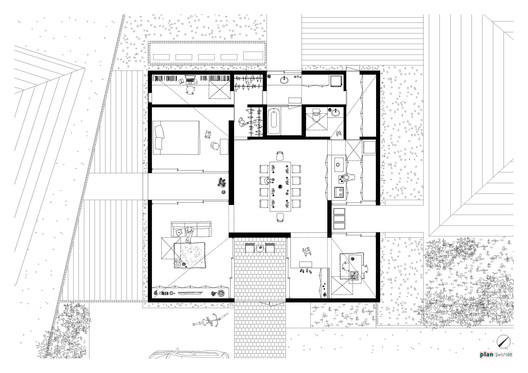 Courtesy of Kazuya Saito Architects