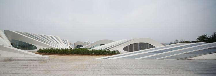 Centro de Visitantes / HHD_FUN Architects, © Zhenfei Wang, Chenggui Wang