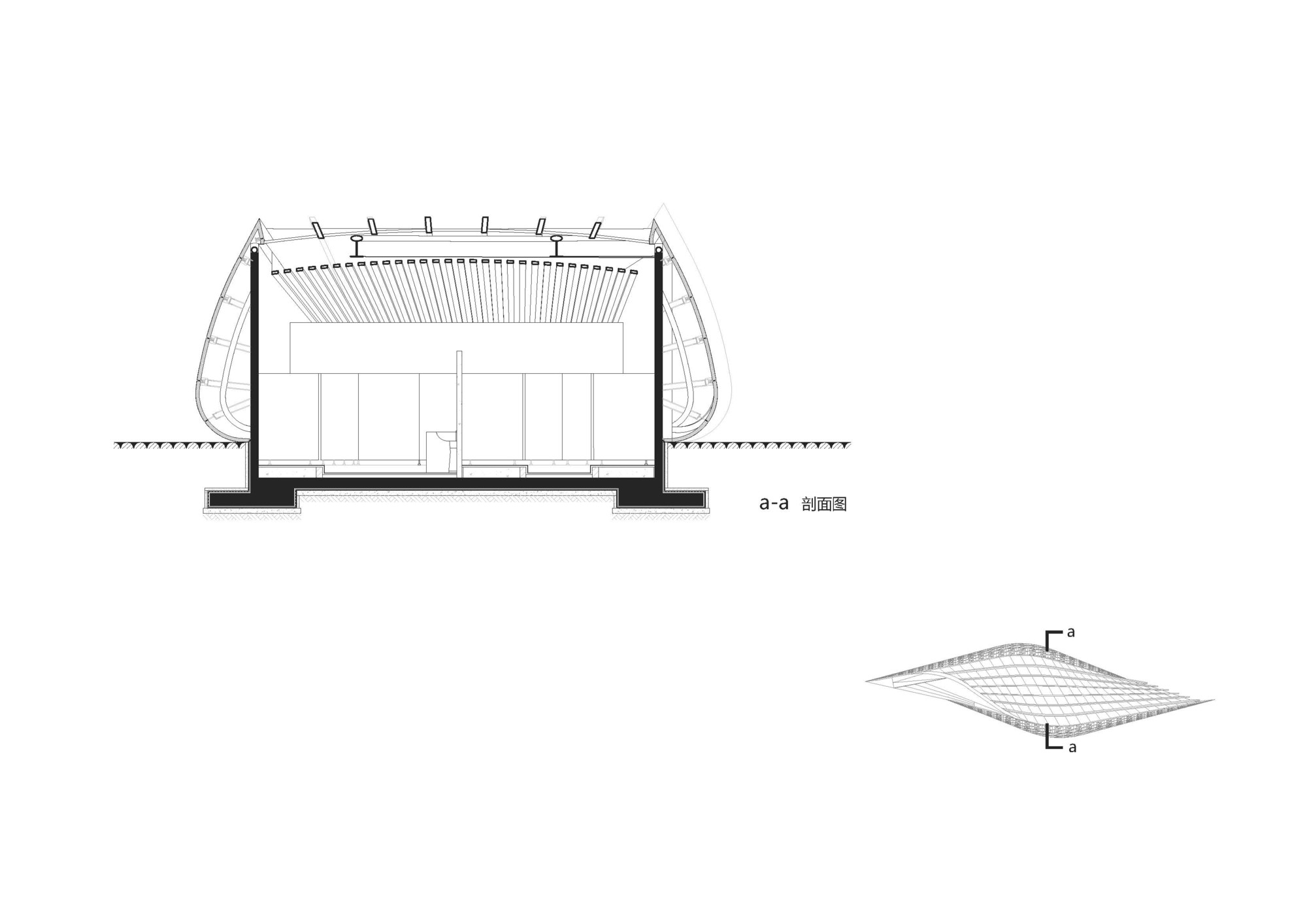 Galeria de Banheiro Público / HHD FUN Architects 24 #1E1E1E 2000 1414