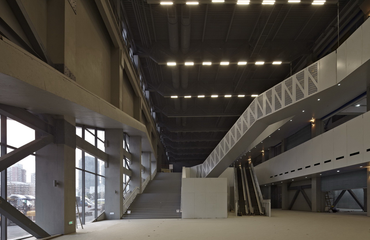 Power Station of Art / Original Design Studio