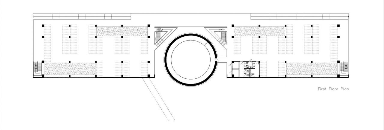 Insertion Below Chimney / Original Design Studio