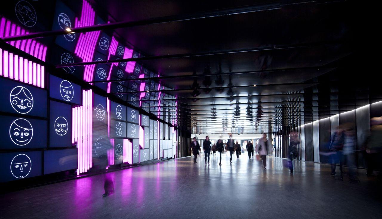 Georges-Emile-Lapalme Cultural Center / MSDL Architectes