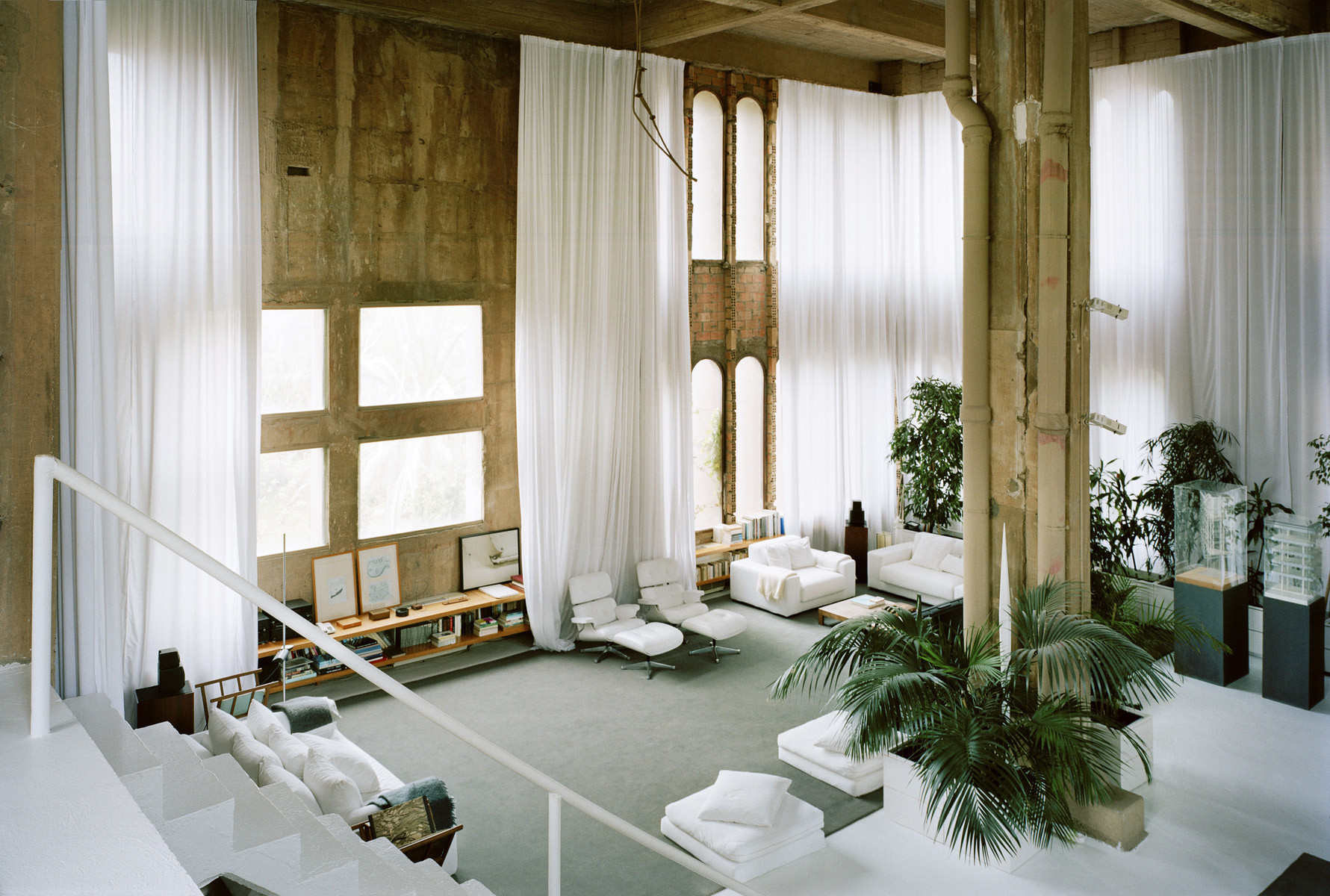 The Factory / Ricardo Bofill, © Courtesy of Ricardo Bofill
