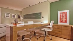 Reforma em consultório médico  / Ecube Arquitetura