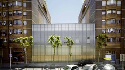 Residência e Centro de dia para Problemas Psiquiátricos  / Aldayjover Arquitectura y Paisaje