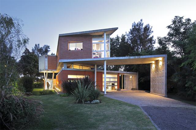 Casa EVM / estudio dwgba, © Claudio Manzoni