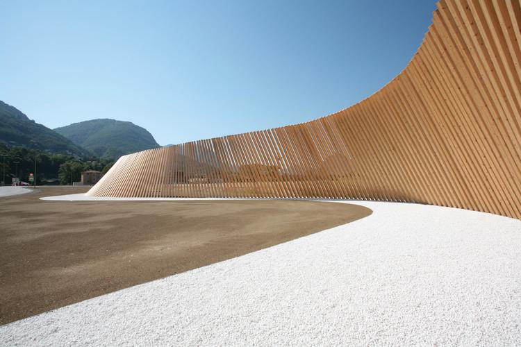 Galería Vadeggio-Cassarate / Cino Zucchi Architetti, Cortesía de Cino Zucchi Architetti